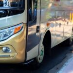Busy do Niemiec pod wskazany adres